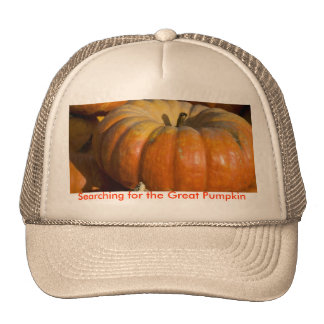 Great Pumpkin Trucker Hat