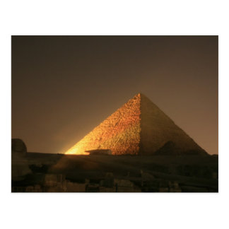 Great Pyramid Postcard