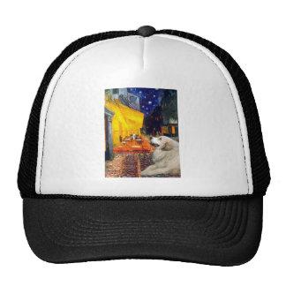 Great Pyrenees 2 - Terrace Cafe Trucker Hat
