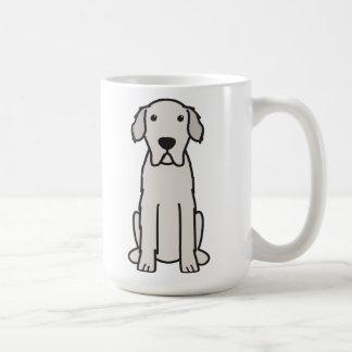 Great Pyrenees Dog Cartoon Coffee Mug