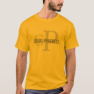 Great Pyrenees Dog Lovers T-Shirt