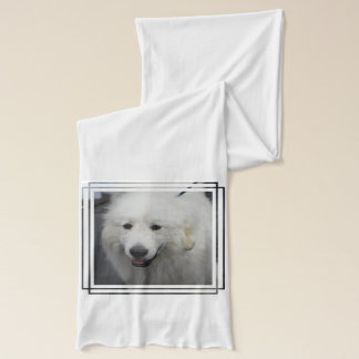Great Pyrenees Dog Scarf