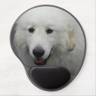 Great Pyrenees Gel Mouse Pad