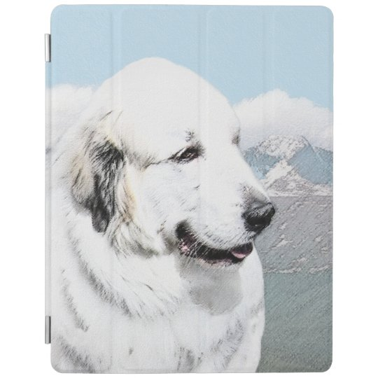 Great Pyrenees iPad Cover