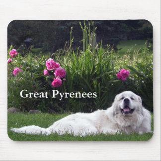Great Pyrenees Mousepad