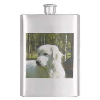 great pyrenees.png flasks