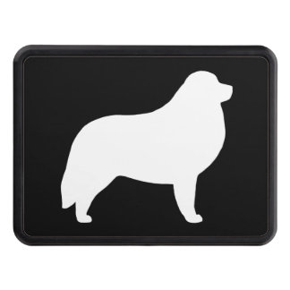 Great Pyrenees Silhouette Trailer Hitch Cover