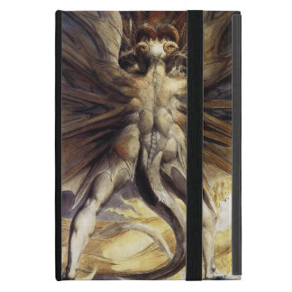 Great Red Dragon by William Blake iPad Mini Covers