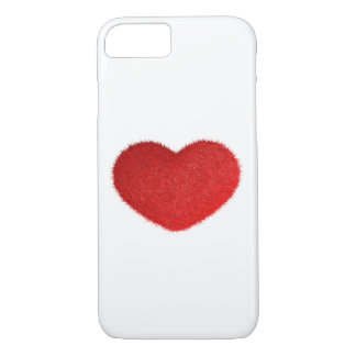 Great Red Heart. Case-Mate iPhone Case