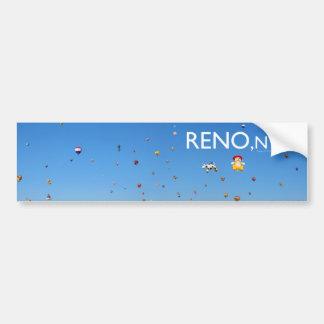 Great Reno Balloon Race Bumper Sticker