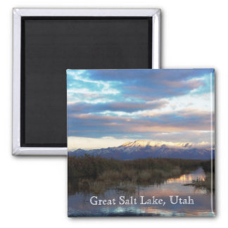 Great Salt Lake, Utah Magnet