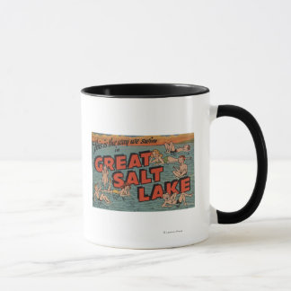 Great Salt Lake, UtahThe Way We SwimUtah Mug