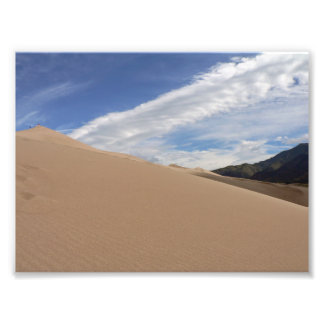 Great Sand Dunes, Colorado Photo Print