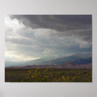 Great Sand Dunes National Park & Preserve, CO Poster