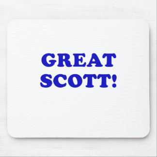 Great Scott Mouse Pad