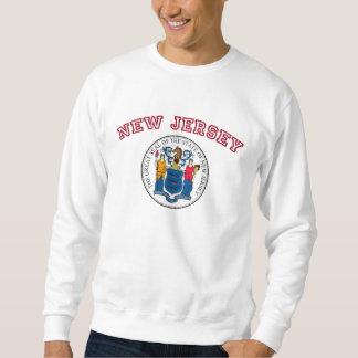 Great Seal of New Jersey Sweatshirt