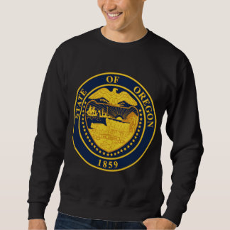 Great Seal of Oregon Sweatshirt