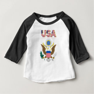 Great seal of the United States Baby T-Shirt
