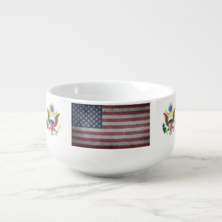 Great Seal of the United States Soup Mug