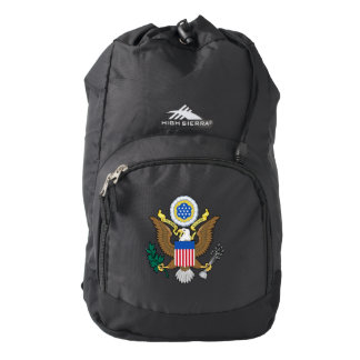 Great seal of United States Backpack