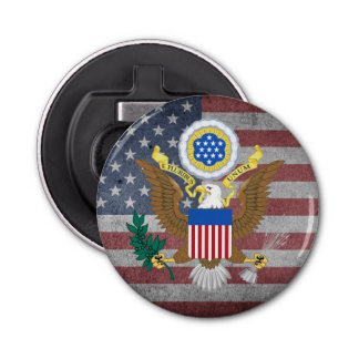 Great seal of United States Bottle Opener