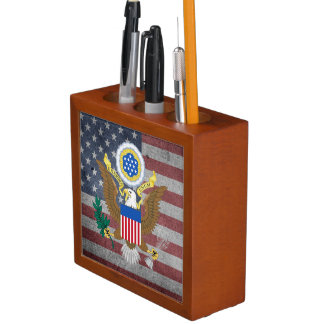 Great seal of United States Desk Organizer