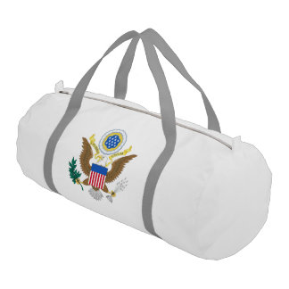 Great seal of United States Gym Bag