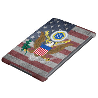 Great seal of United States iPad Air Cases