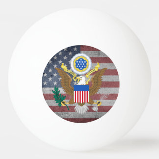 Great seal of United States Ping Pong Ball