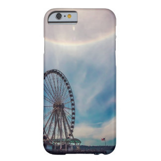 Great Seattle Wheel with Sun Halo Barely There iPhone 6 Case