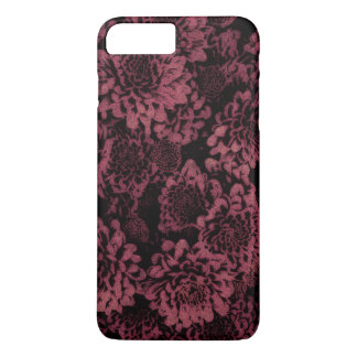 great shimmering flowers pink(I) iPhone 7 Plus Case