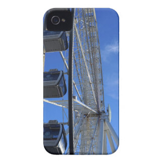 Great Smoky Mountain Wheel iPhone 4 Cover