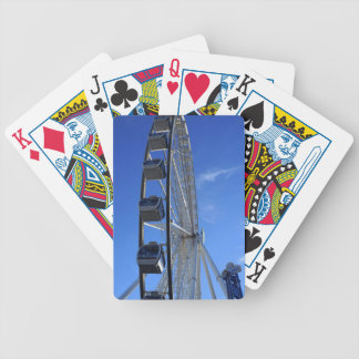Great Smoky Mountain Wheel Poker Deck