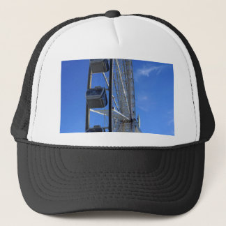 Great Smoky Mountain Wheel Trucker Hat
