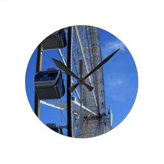 Great Smoky Mountain Wheel Wall Clocks