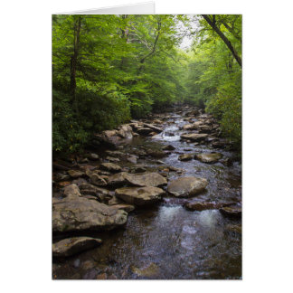 Great Smoky Mountains Blank Greeting Cards