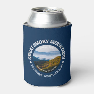 Great Smoky Mountains Can Cooler
