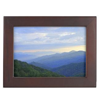 Great Smoky Mountains Keepsake Box