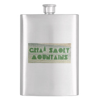 Great Smoky Mountains National Park Flasks