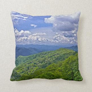 Great Smoky Mountains National Park Pillow