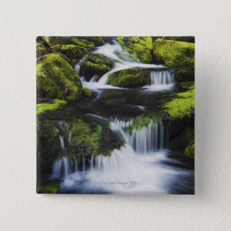 Great Smoky Mountains National Park, Tennessee 2 Inch Square Button