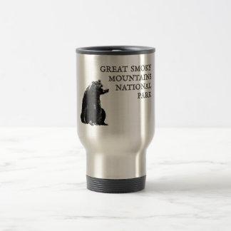 Great Smoky Mountains National Park Travel Mug