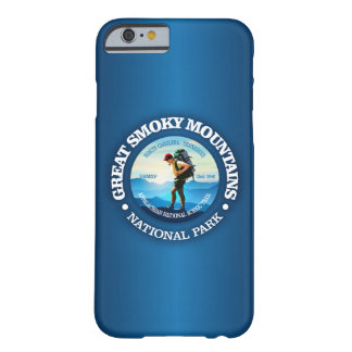 Great Smoky Mountains NP (Hiker C) Barely There iPhone 6 Case