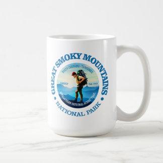 Great Smoky Mountains NP (Hiker C) Coffee Mug