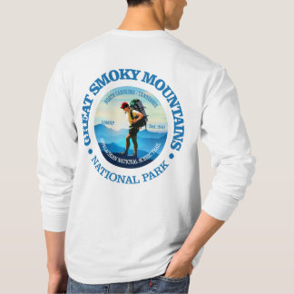 Great Smoky Mountains NP (Hiker C) T-Shirt