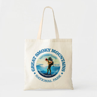 Great Smoky Mountains NP (Hiker C) Tote Bag