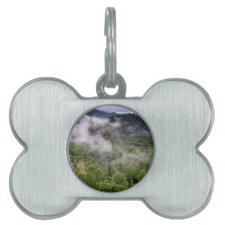 Great Smoky Mountains Pet ID Tag