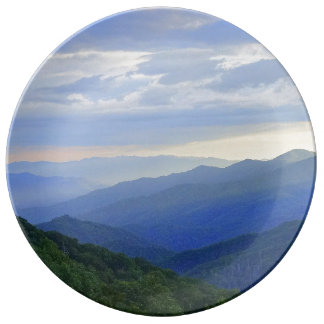 Great Smoky Mountains Plate