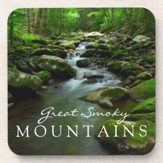 Great Smoky Mountains Stream Watefall Tremont Area Coaster