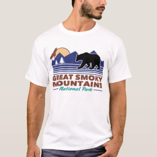 Great Smoky Mountains T-Shirt